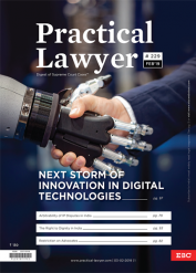 Practical Lawyer: Next Storm of Innovation in Digital Technologies